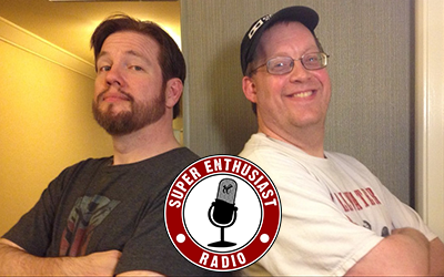 Super Enthusiast Radio Podcast Image