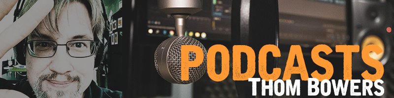 Podcasts Header Image